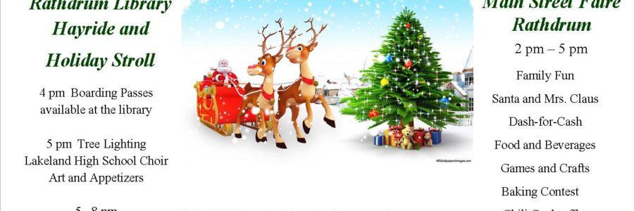 December D'lights in Rathdrum